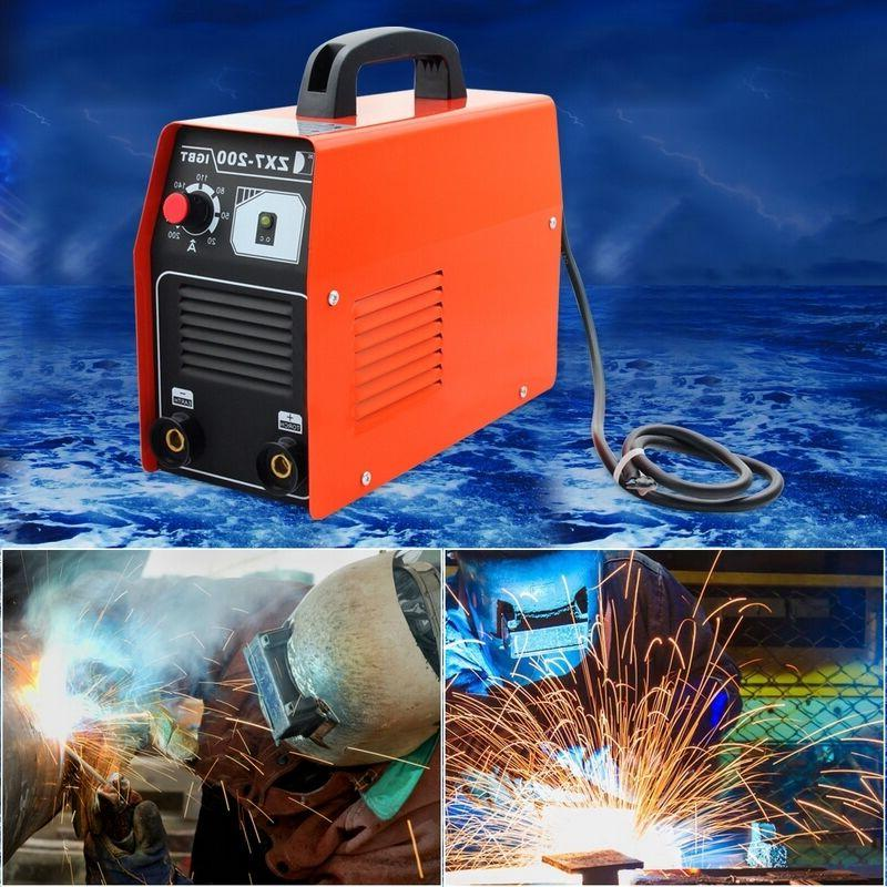 200Amp Stick Welder Inverter Inverter Station