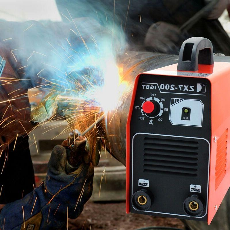 200Amp ARC Inverter Welding Inverter Station