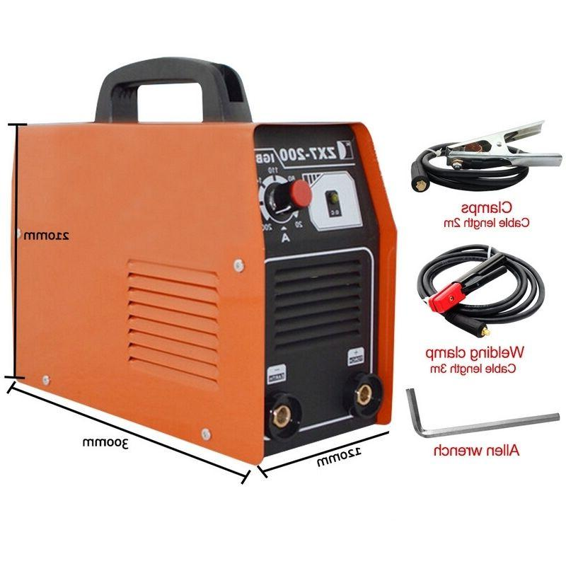 200Amp Stick Welder Inverter Inverter