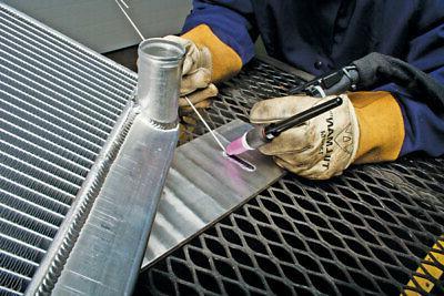 Eastwood TIG 200 Aluminum Frequancy
