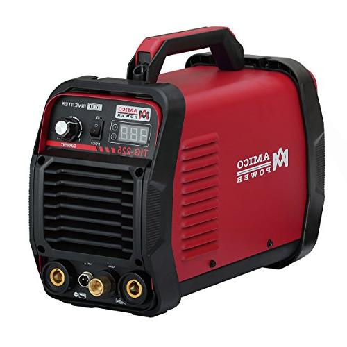 Torch High Frequency with Stick ARC Welder, 115/230V Welding