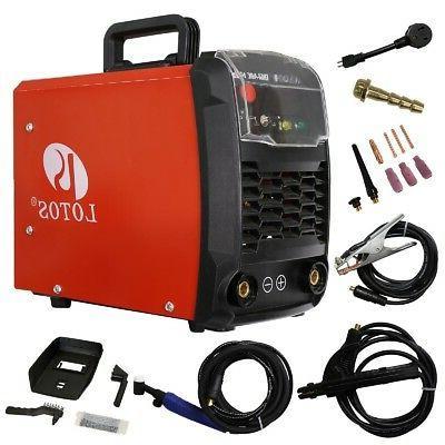 tig stick igbt welder dual voltage 140amp