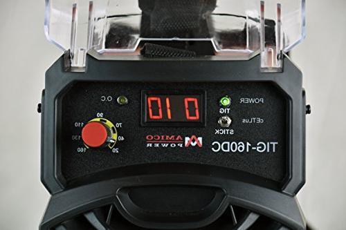 TIG ARC 110/230V Machine