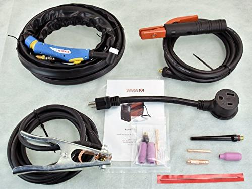 TIG 160 ARC Welder 110/230V Welding Machine
