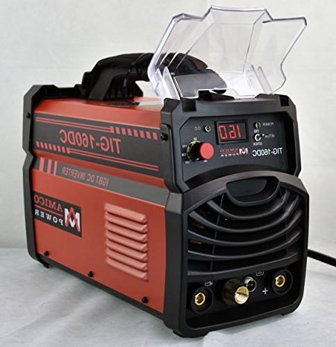 TIG Amp ARC Welder 110/230V Voltage Machine