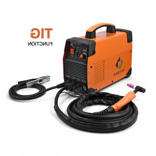 HITBOX Dual Voltage TIG200A