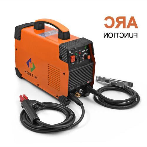 HITBOX TIG 110V/200V Dual Voltage High TIG200A Machine