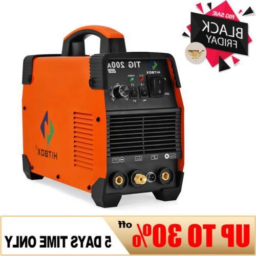 tig welder 110v 200v dual voltage high