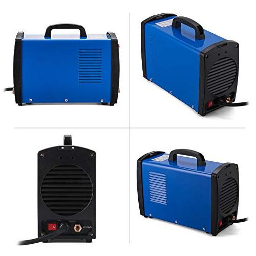 Mophorn Amp Stick 110V/220V Dual Voltage Portable Tig Welding Machine TIG ARC DC Welding