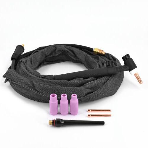 HITBOX Welder MIG TIG Gas Gasless Welding Mahcine 220V set