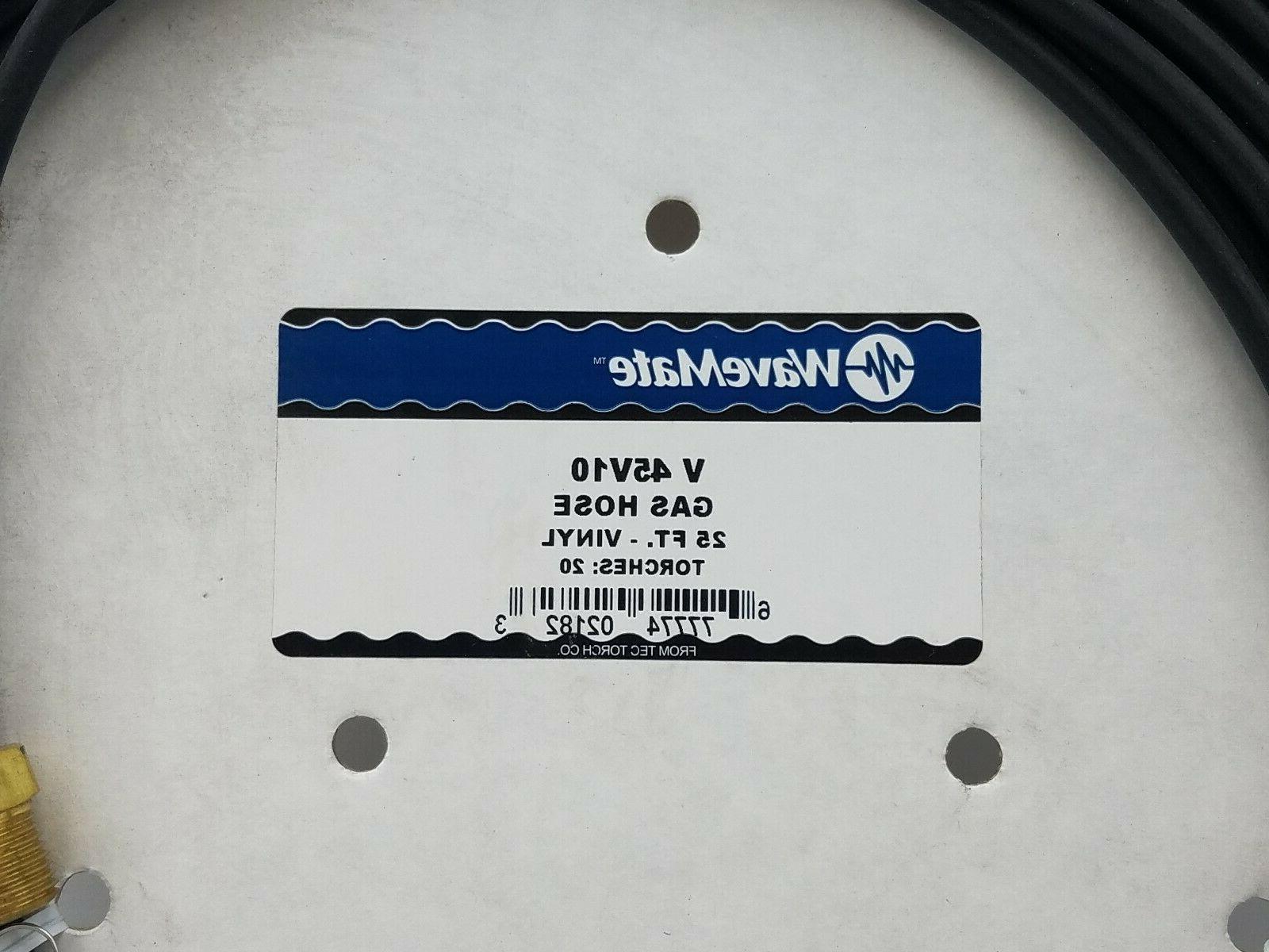 Wavemate 45V10 Gas Hose Vinyl Torches Equipment
