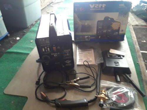 vintage 115v wire feed welder revised 6