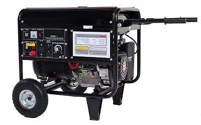welder and generator combo gas 4000 w