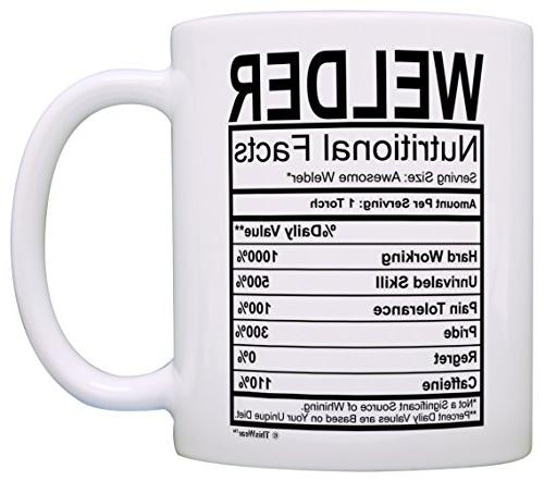 welder gifts nutritional facts