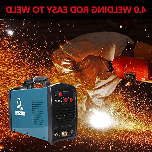 Ansen Welder Welder 115V/230V Voltage Tig&Stick Portable Welding Machine