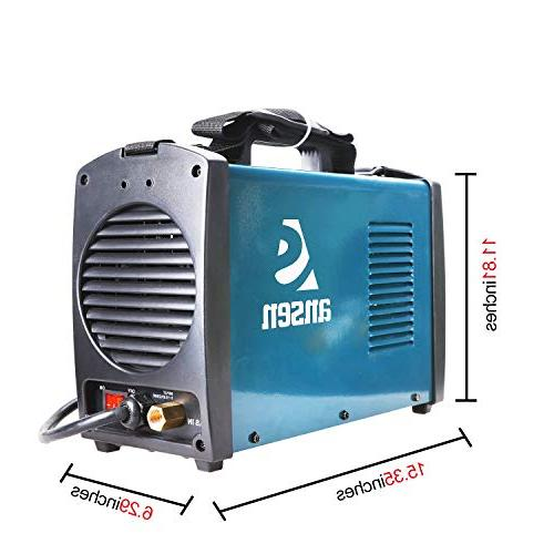 Ansen Welder IGBT Inverter Electric Welder Dual Tig&Stick DC Lift Portable