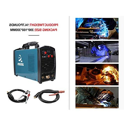 Ansen Welder Inverter Welder 115V/230V Dual Voltage Tig&Stick Lift Portable Welding