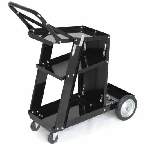 Welder Welding Cart Cutter Universal Storage New