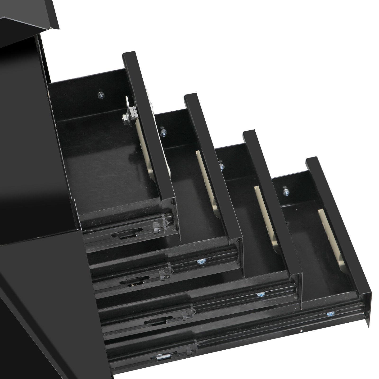 4 Drawer Cabinet Welding Cart Cutter MIG TIG ARC Storage