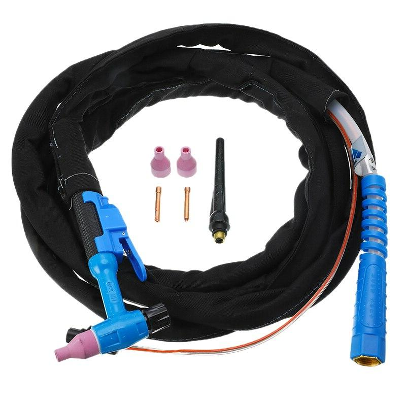 Welding Gas Torch 3.7m/12ft Air-cooled With Head And Valve <font><b>Welder</b></font>