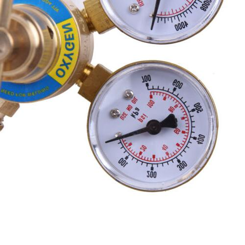 Welding Gas Welder Regulator For Cutting Female