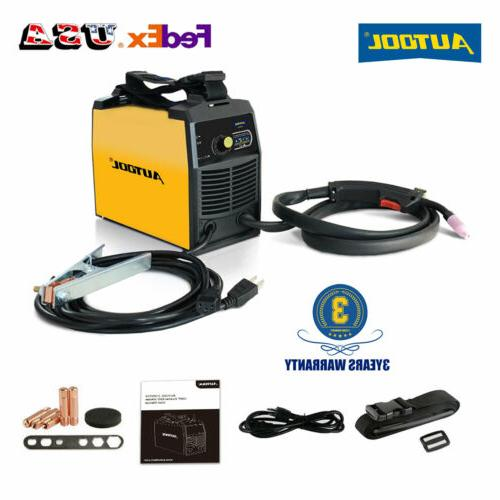 Welding Machine MIG130 Welder Gas Less Flux Core Wire Automa