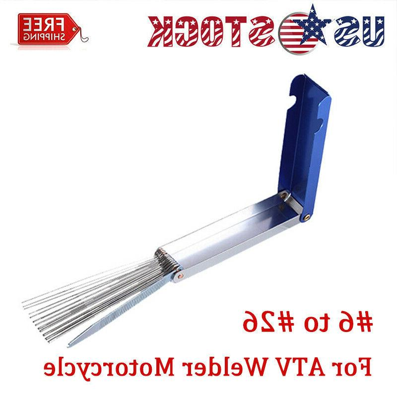 welding torch tip cleaner carburetor cleaning tool