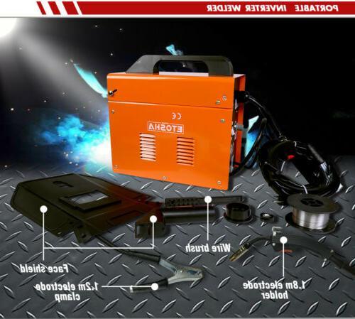 MIG Welder Inverter Flux Core Wire AC ARC Machine