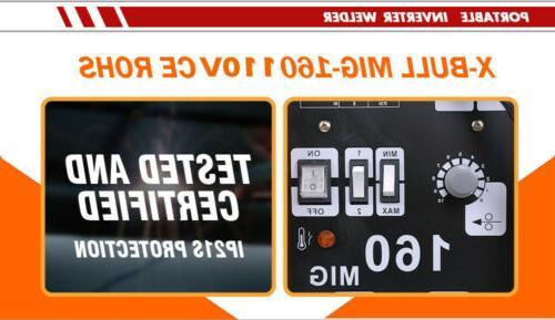 MIG Flux Wire Gasless AC ARC Machine