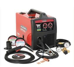 💥 Lincoln 140HD WeldPak 150 Amp MIG Welder With Magnum 10