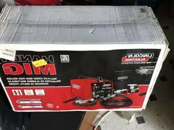 Lincoln Electric K2185-1 Handy MIG Welder Complete Kit, New,