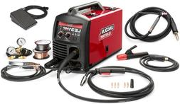 Lincoln K3461-1TP LE31MP Multiprocess Welder with TIG gun an