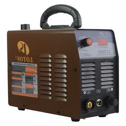 "Lotos LT3500 Brand New 35Amp Dual Voltage Portable 2/5"" Cut"