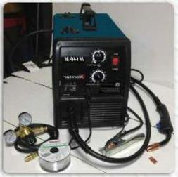 NORSTAR M-140 MIG WELDER 120 VOLTS & PROTECTIVE COVER
