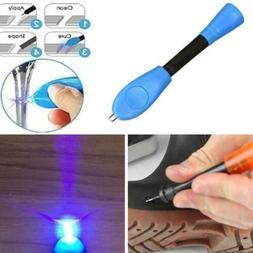 Magic Fix UV Light Repair Tool Liquid Plastic Welding Quick