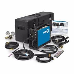 Miller Maxstar 161 STL TIG and Stick Welder with X-Case