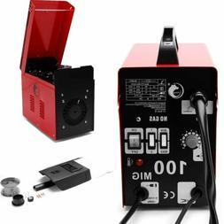 MIG 100 110V 90AMP Flux Wire WELDING MACHINE NO GAS WELDER w
