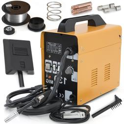 ARKSEN MIG-130 Gas-Less Flux Core Wire Welder Welding Machin