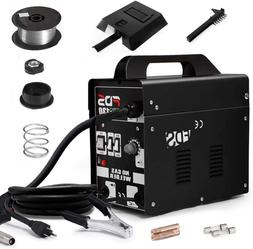Goplus MIG 130 Welder AC Flux Core Wire Automatic Feed Welde