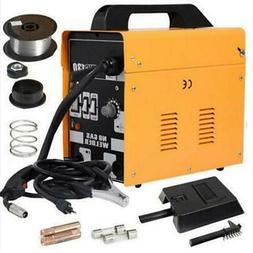 MIG-130 Welder Flux Core Wire Automatic Feed Welding Machine