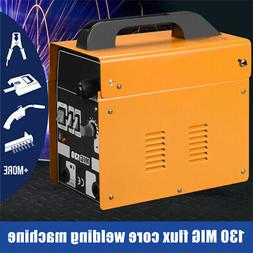 130 MIG Flux Core Wire Automatic Feed Welding Machine Profes