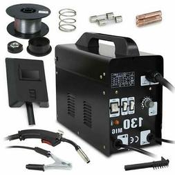 MIG 130 Welder Flux Core Wire Automatic Feed Welding Machine