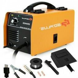 MIG 130 Welder No Gas Flux Core Wire Automatic Feed Welder I