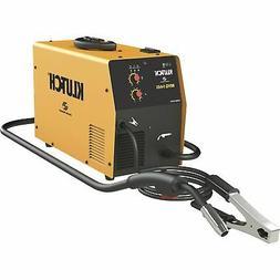 Klutch MIG 140i Flux-Core/MIG Welder - Inverter, 120V, 30-14