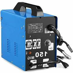 SUNGOLDPOWER MIG 150A Welder Flux Core Wire Automatic Feed