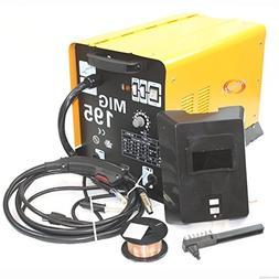 190amp Mig 195 220v Flux Core Welding Machine Gas No Gas Wel