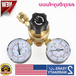 Mig Tig Flow Meter Regulator Argon CO2 Welding Regulator Gau