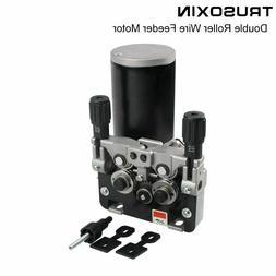 Mig Welder Assembling Wire Machine Motor Euro Connector Weld