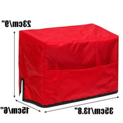 MIG Welder Cover Waterproof Red for Lincoln MIG Welder Power