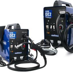 MIG Welder MAG Gassless Welding Machine No Gas IGBT Inverter